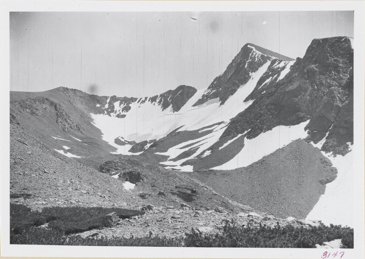 Dana Glacier, California