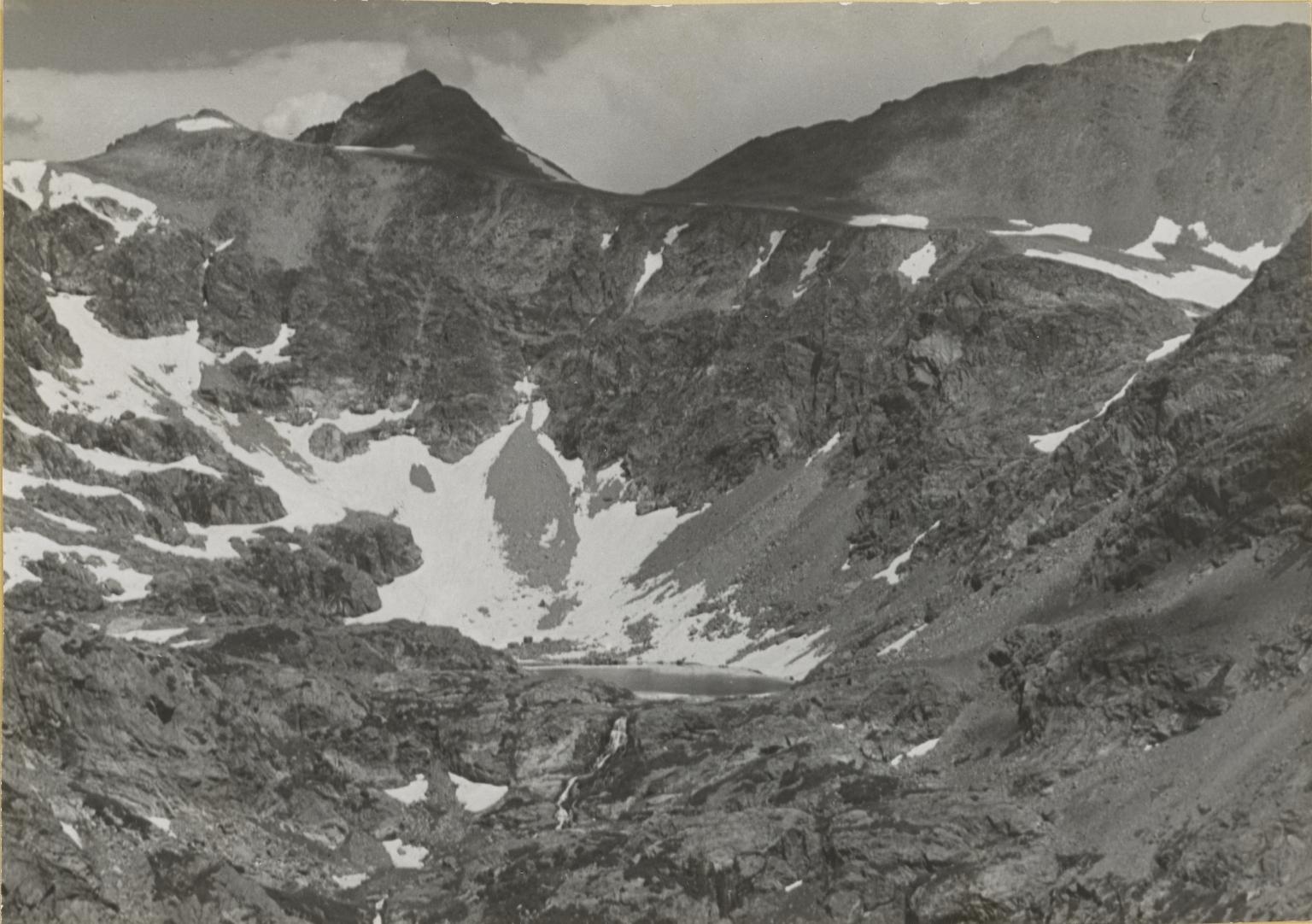 Ice Lake Valley, Colorado
