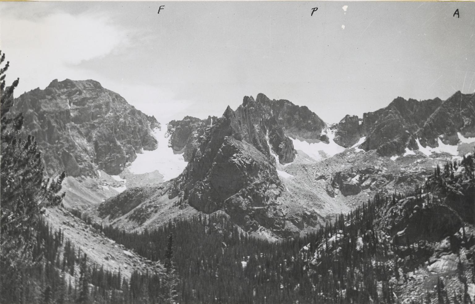 Fair Glacier, Colorado