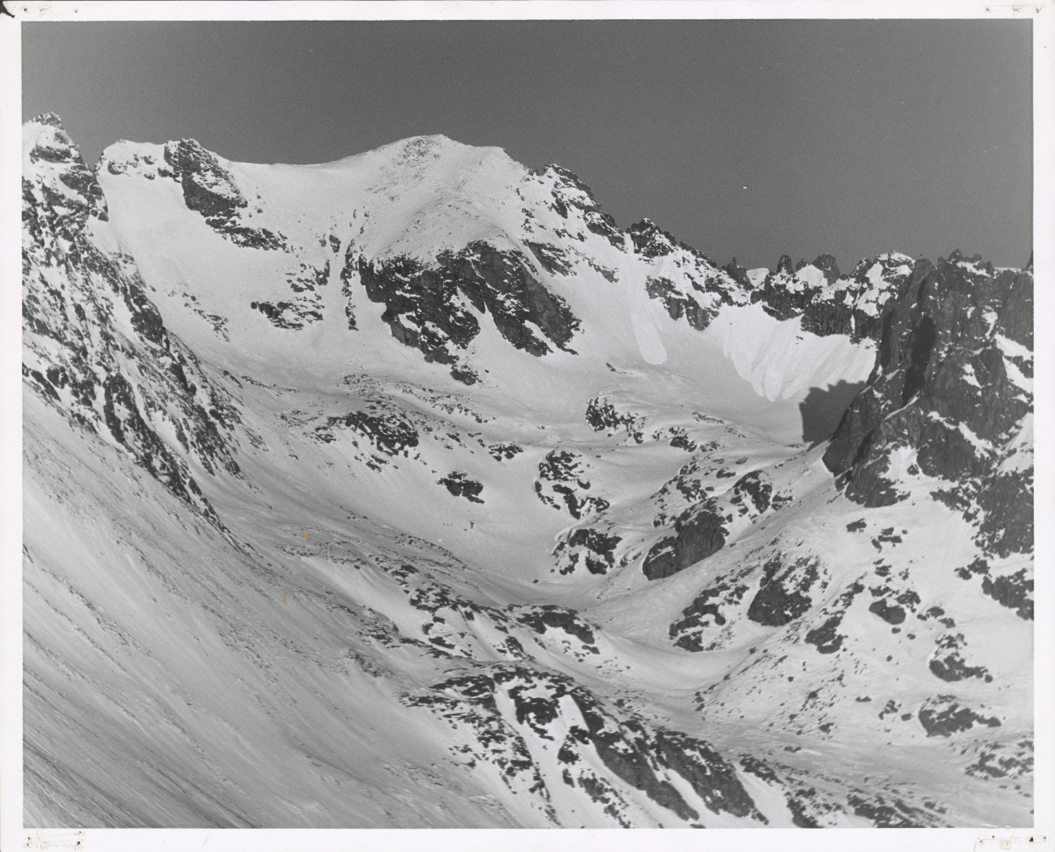 Isabelle Glacier, Colorado