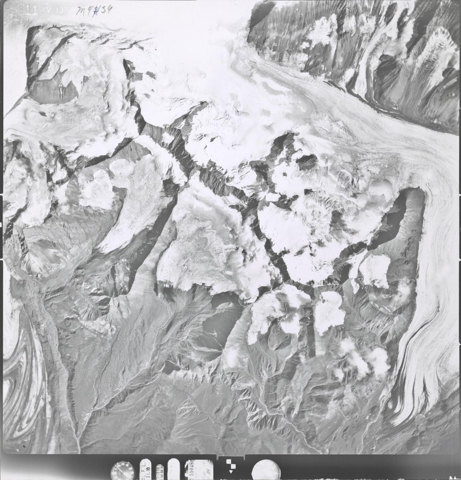 Gakona Glacier, Alaska