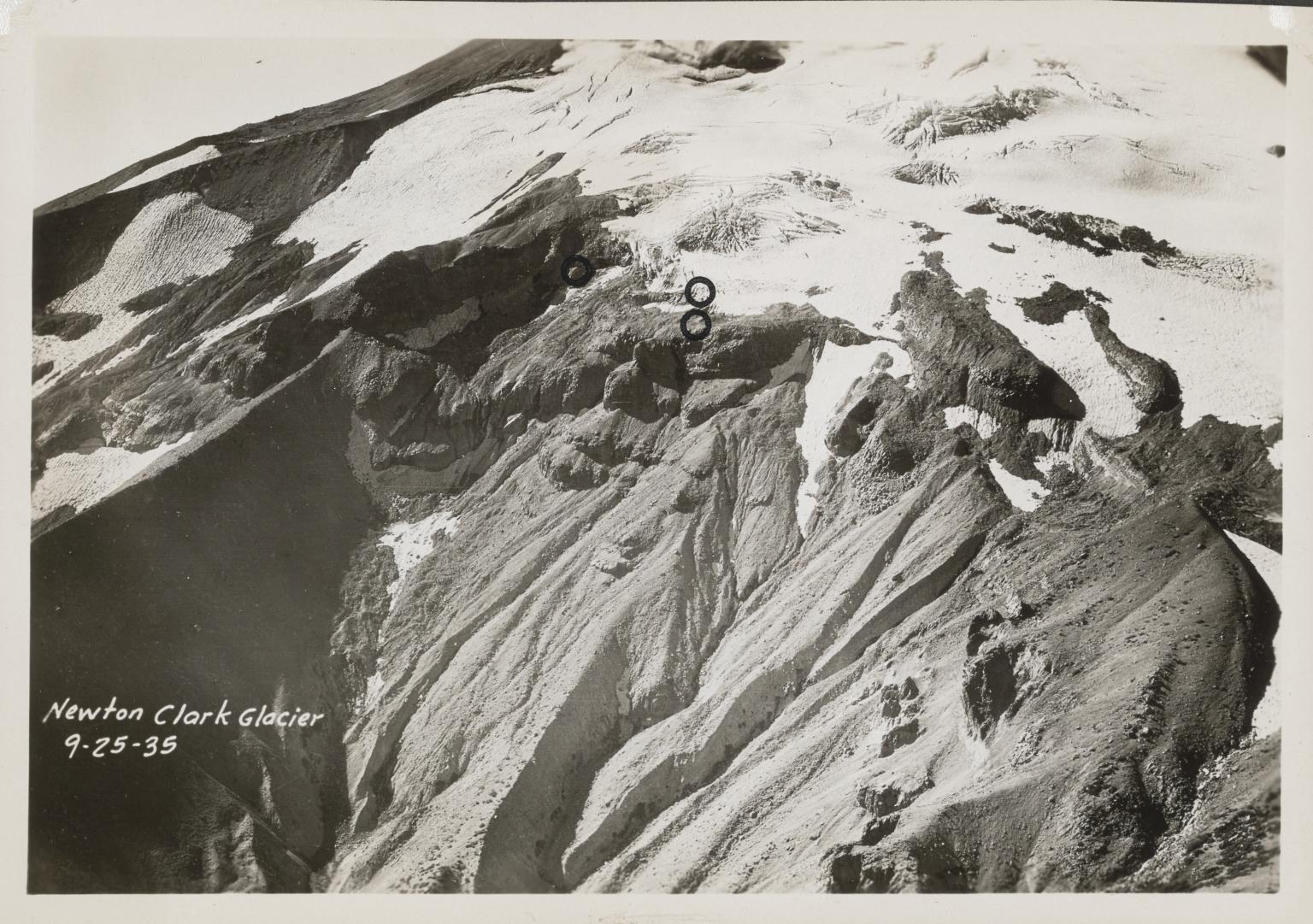 Eliot Glacier, Oregon