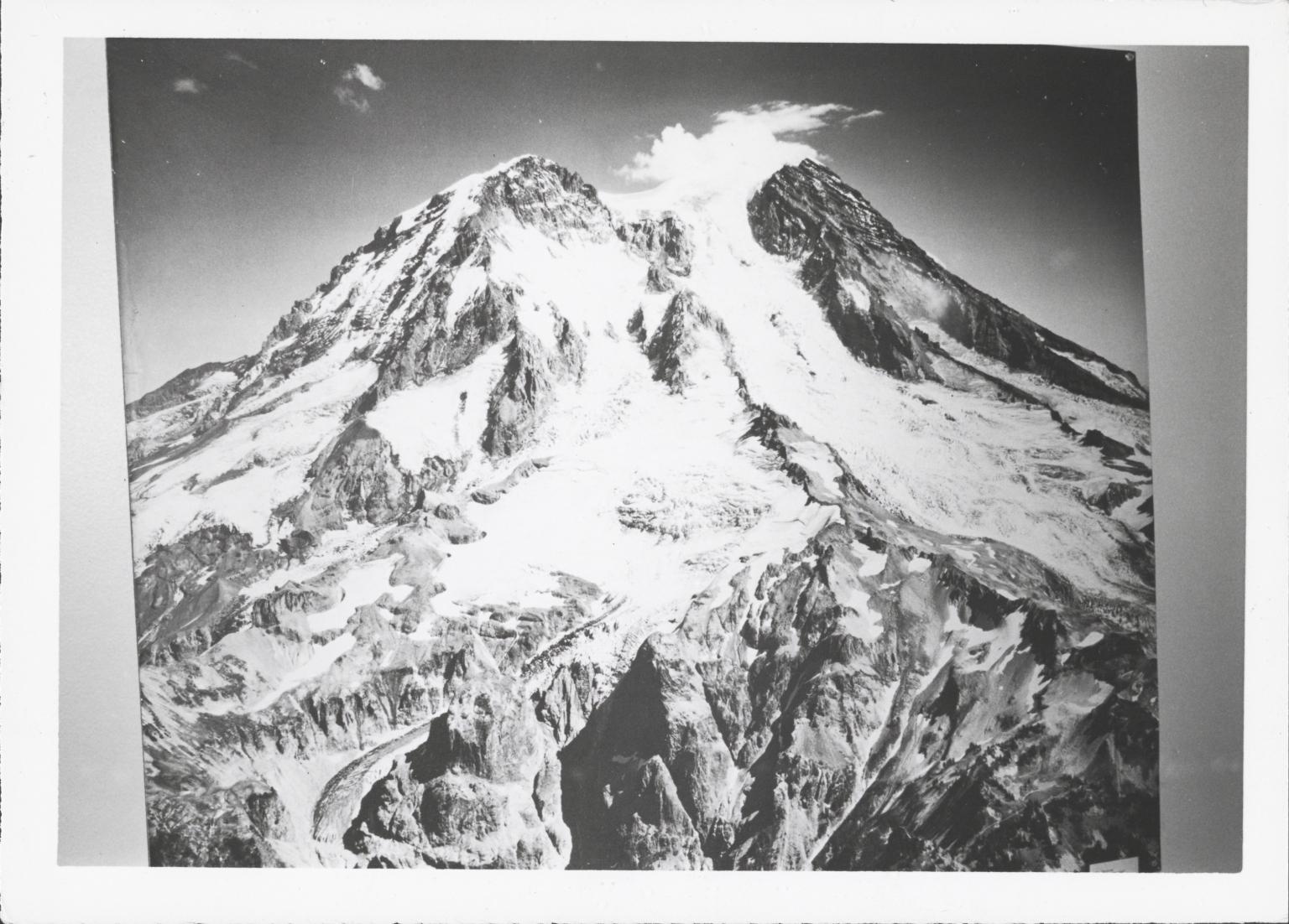 Puyallup Glacier, Washington