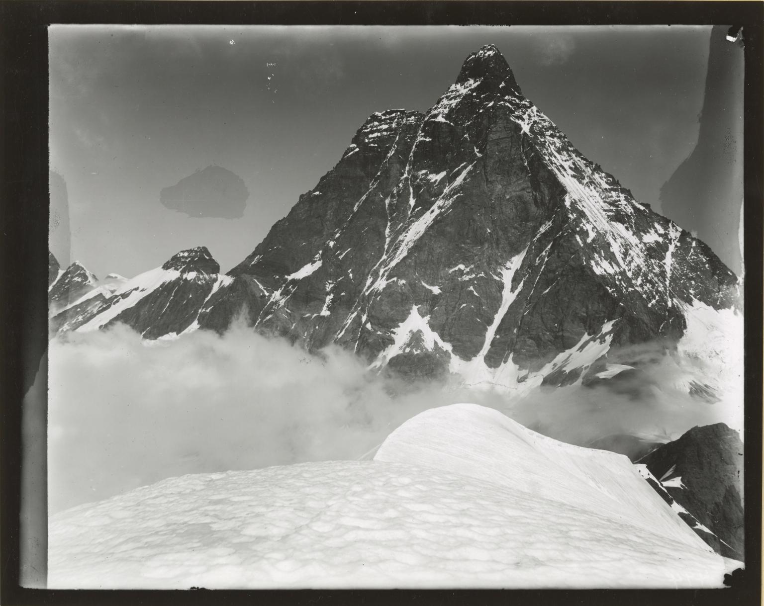 Matterhorn from Furggrat Ridge, Switzerland