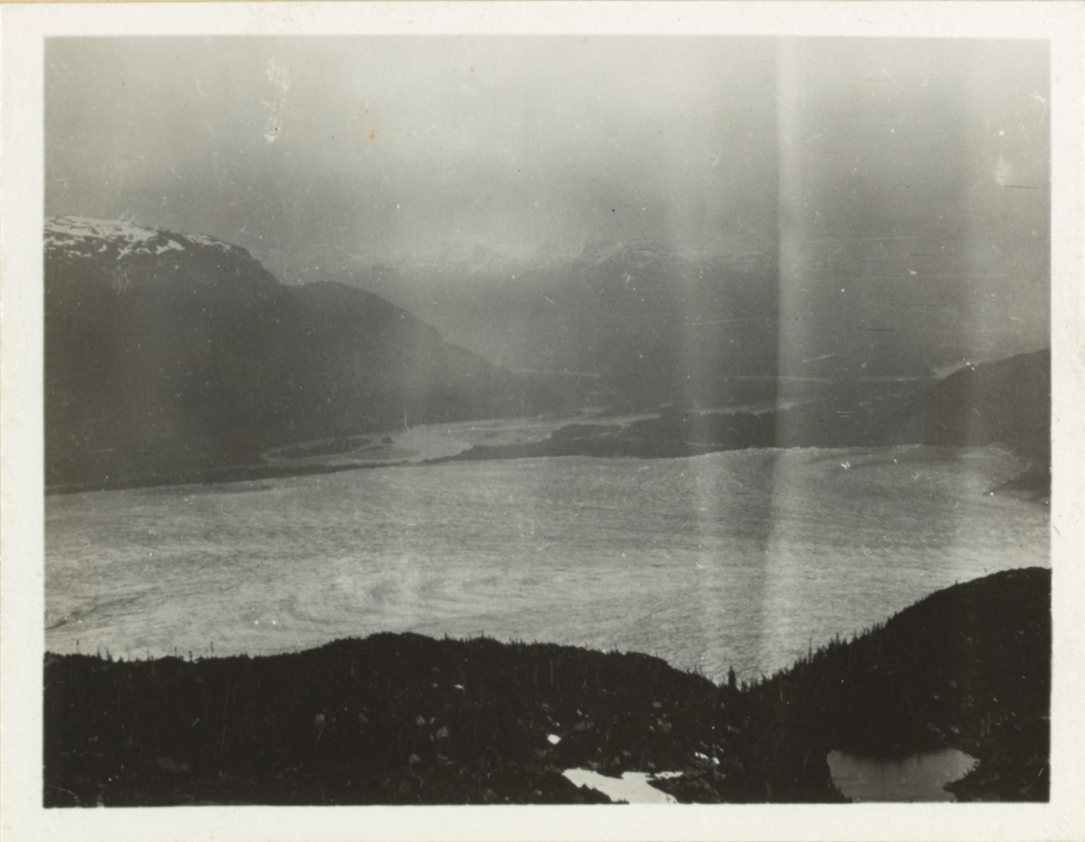 Great Glacier, Alaska and British Columbia