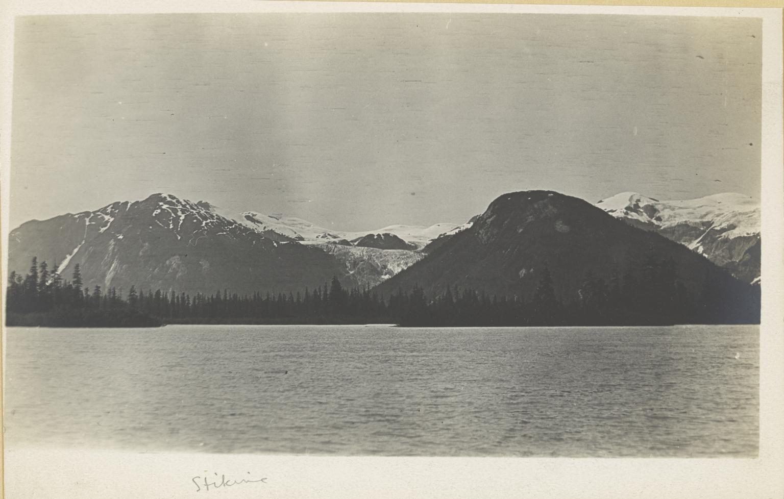 Popof Glacier, Alaska