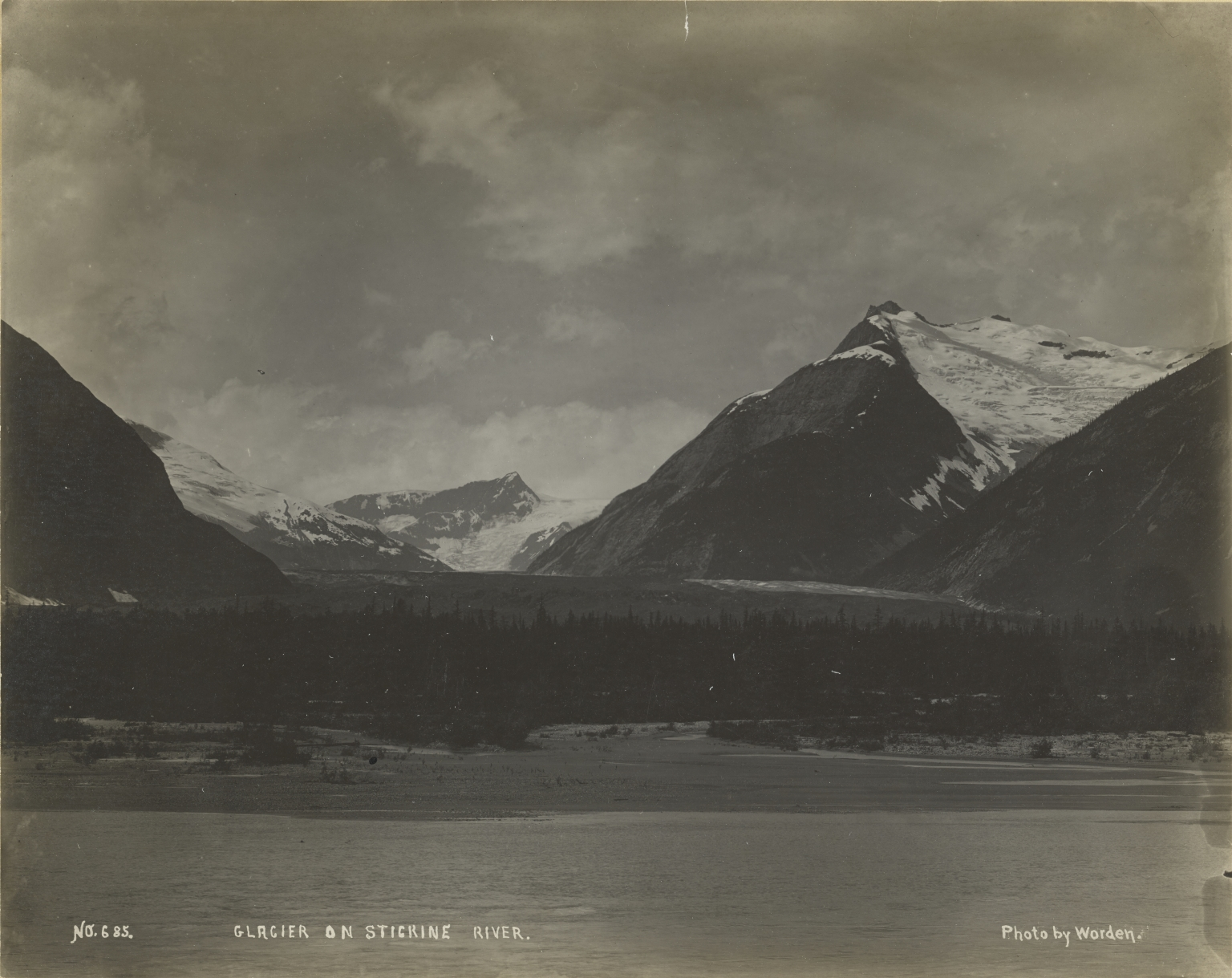 Flood Glacier, British Columbia