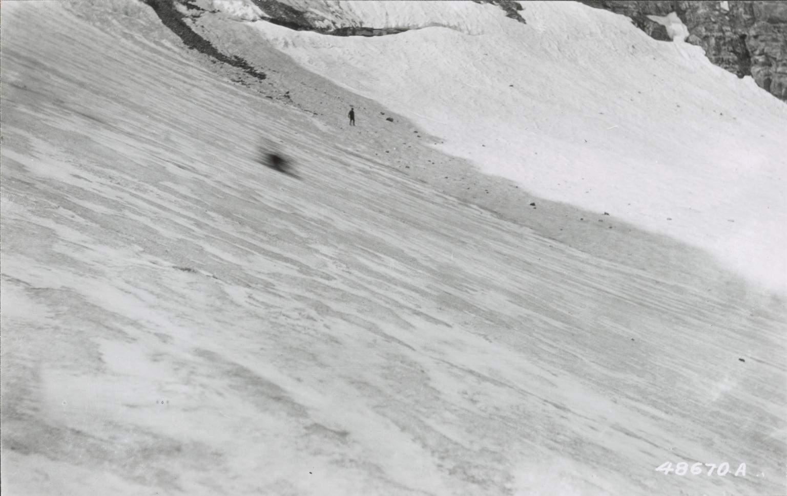 Saint Vrain Glaciers, Colorado