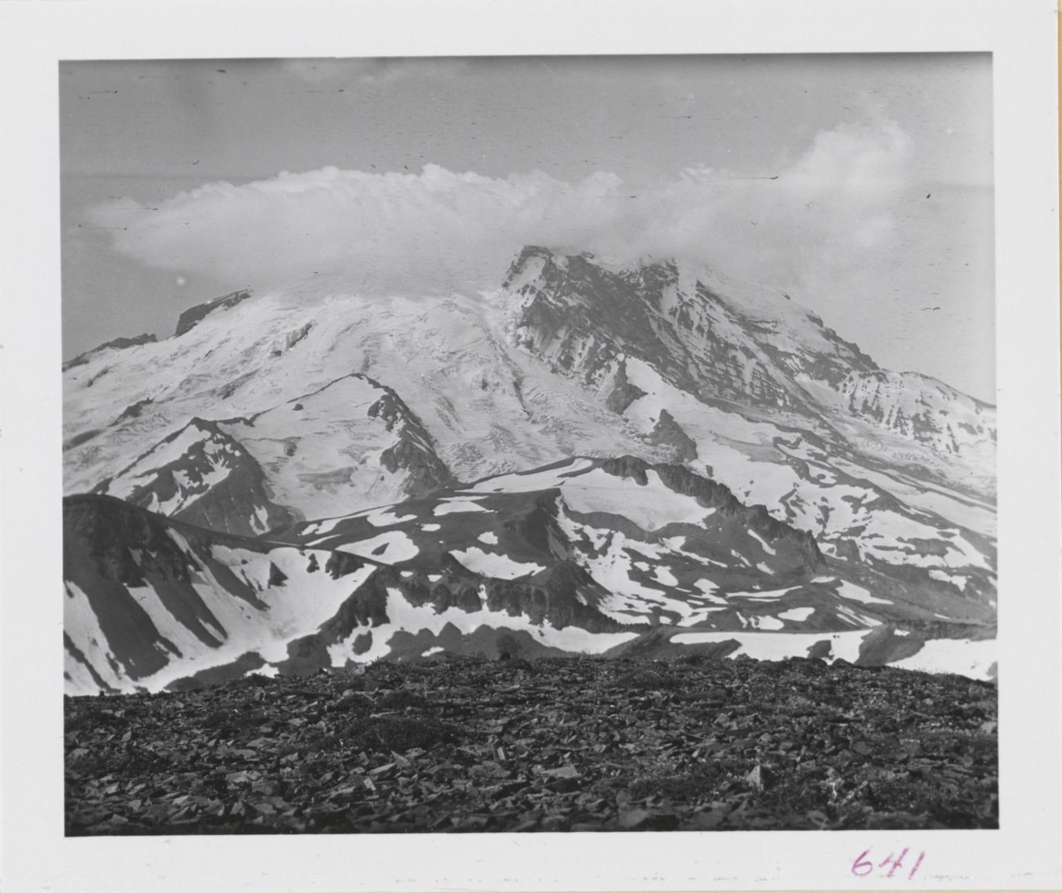 White Glacier, Washington