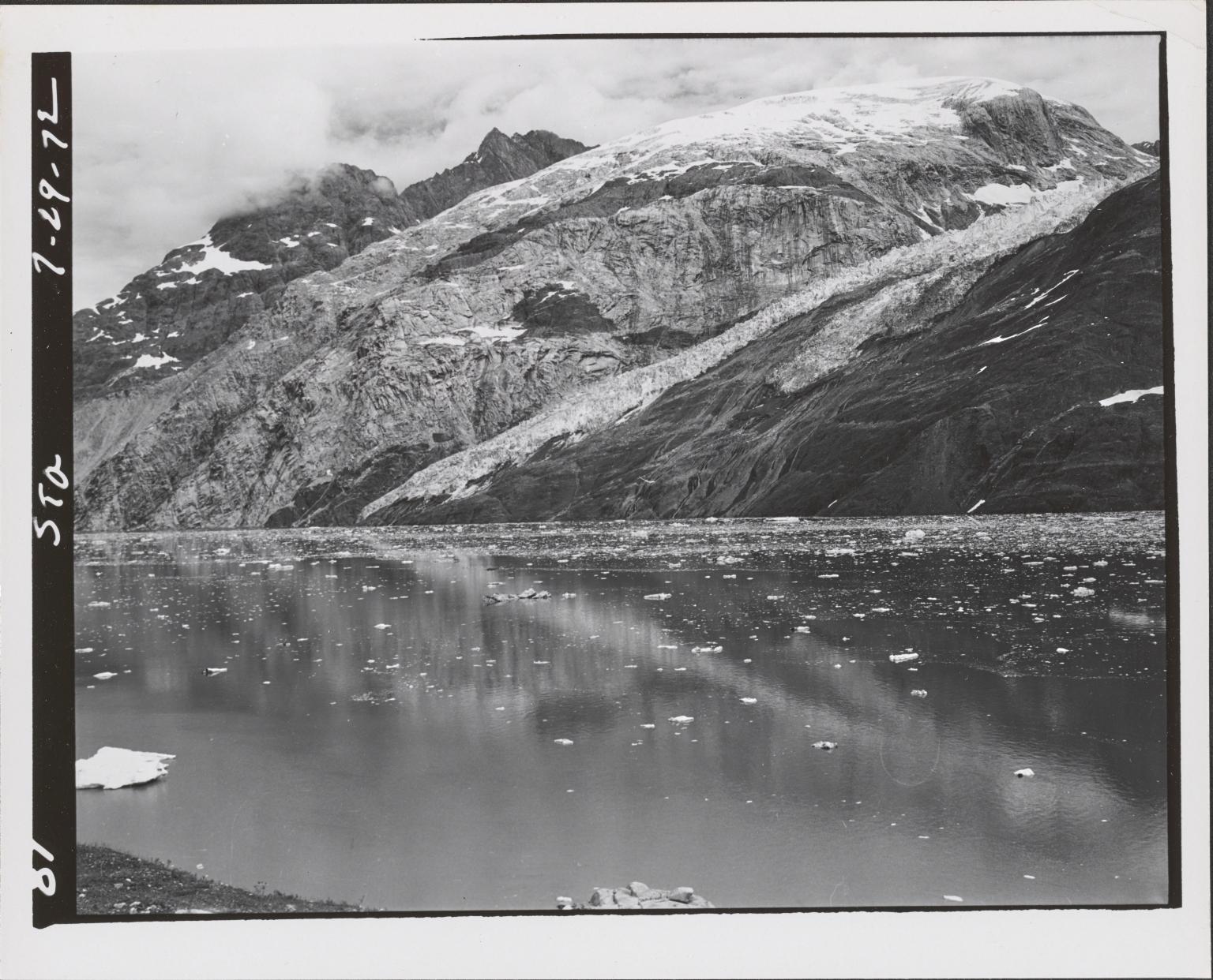 Hoonah Glacier, Alaska