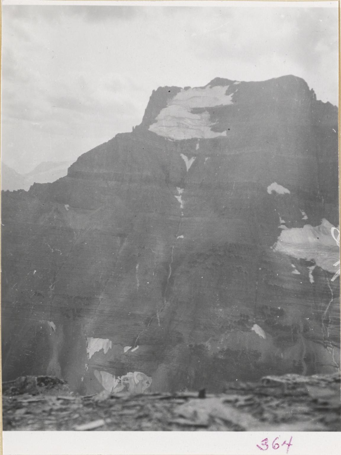Sexton Glacier, Montana