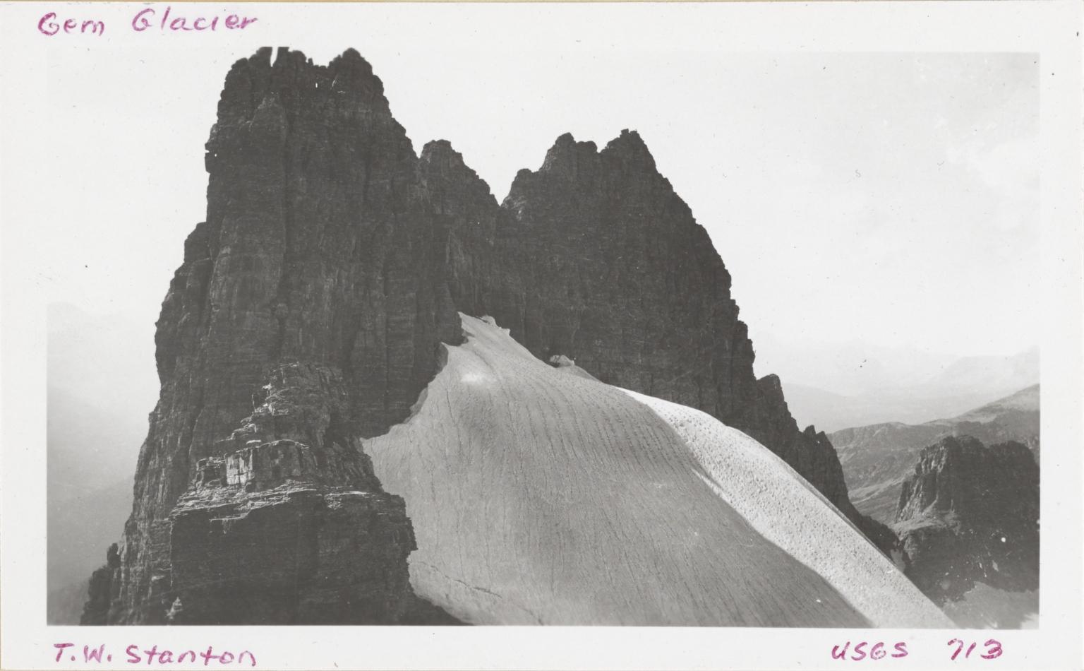 Gem Glacier, Montana