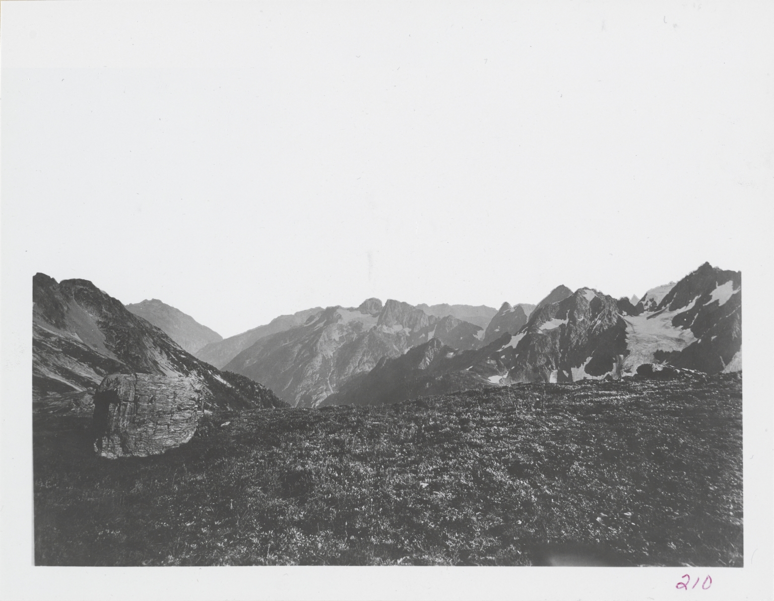 Cascade Pass, Washington