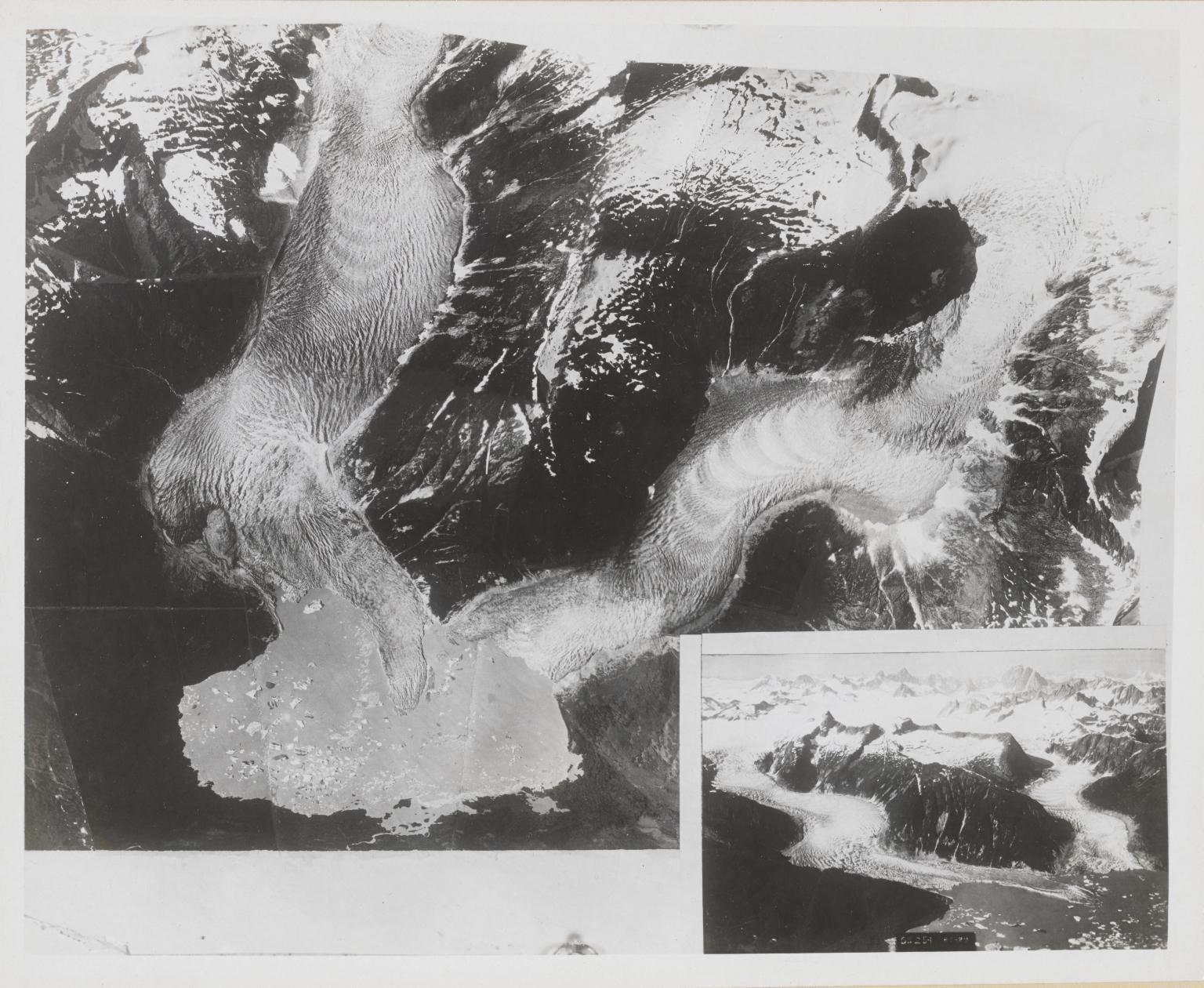 Twin Glacier, Alaska