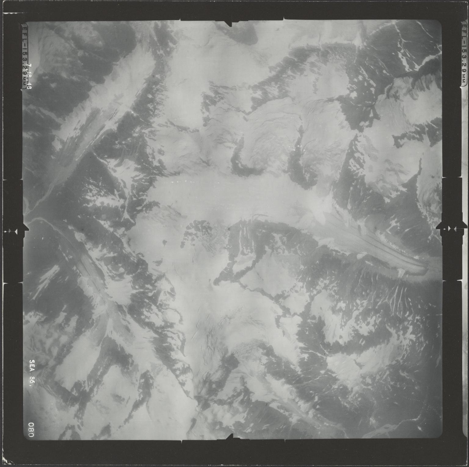 Ferguson, Gray, and Thumb Glaciers, Alaska