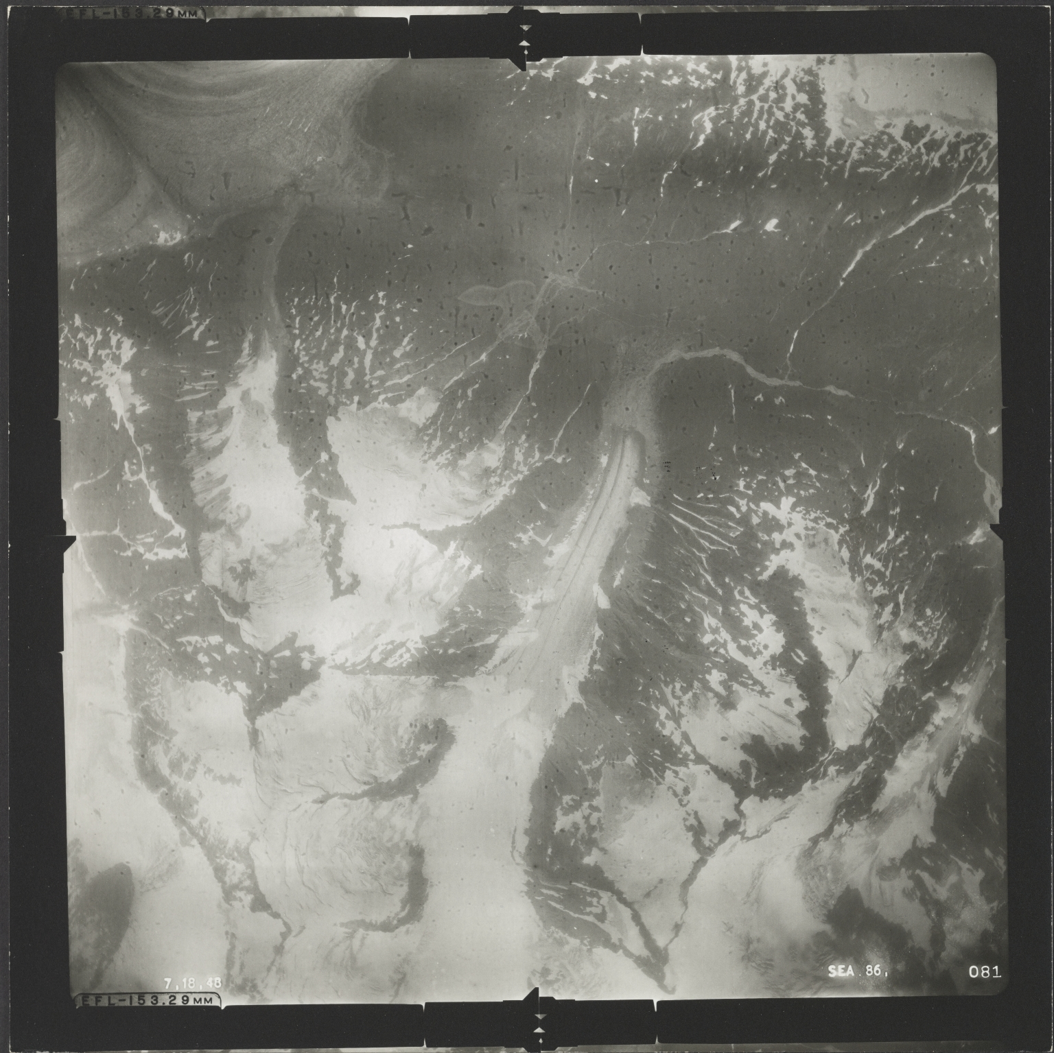 Hummel, Ferguson, and Casey Glaciers, Alaska