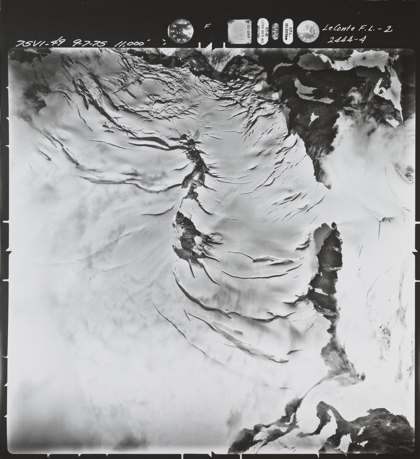 Leconte Glacier, Washington