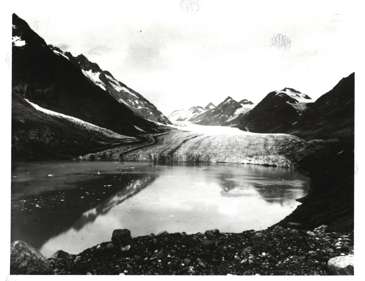 Rendu Glacier, Alaska