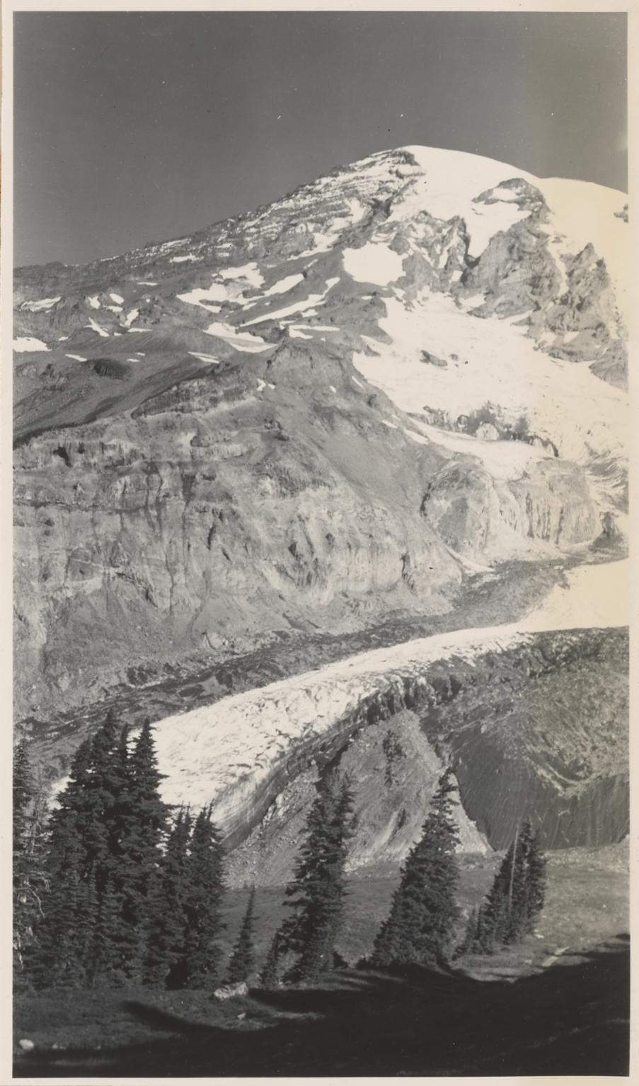 Nisqually Glacier, Washington