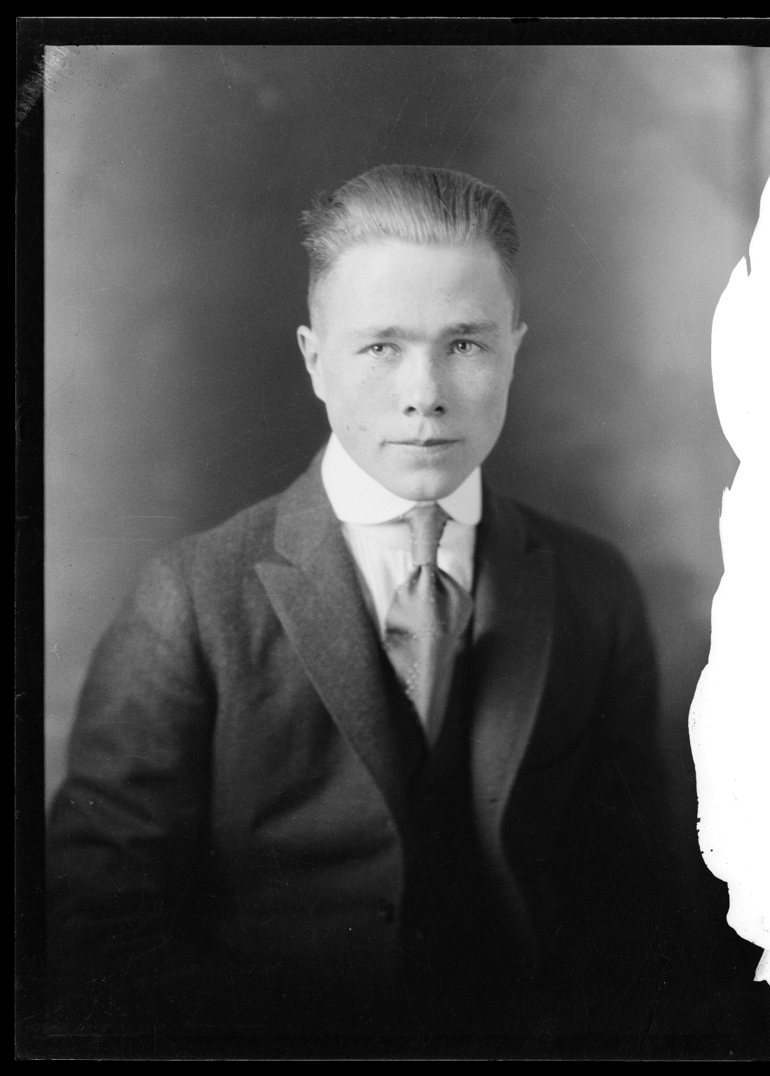 Portraits of William Kneale