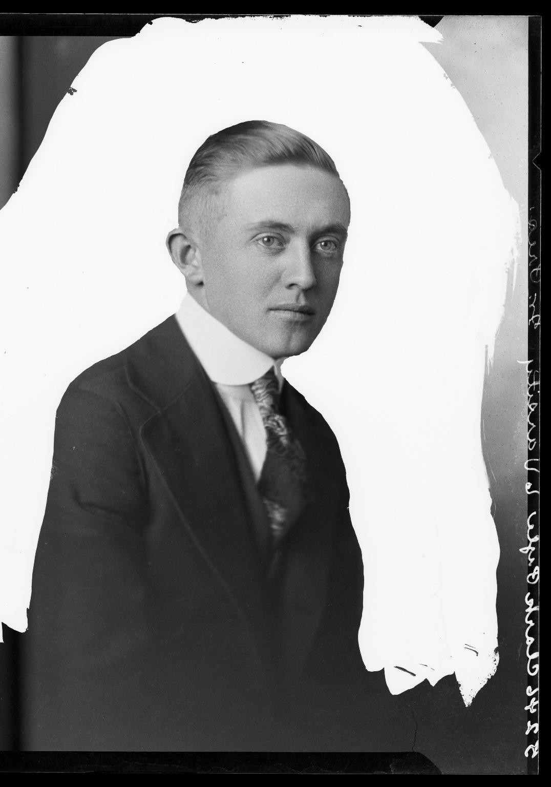 Portraits of Clark Pyle