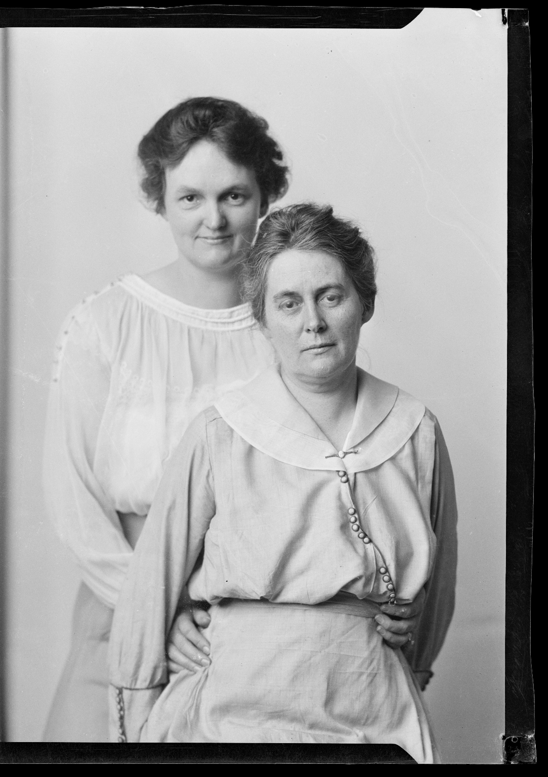 Portraits of Mrs. T. W. Brohard and family