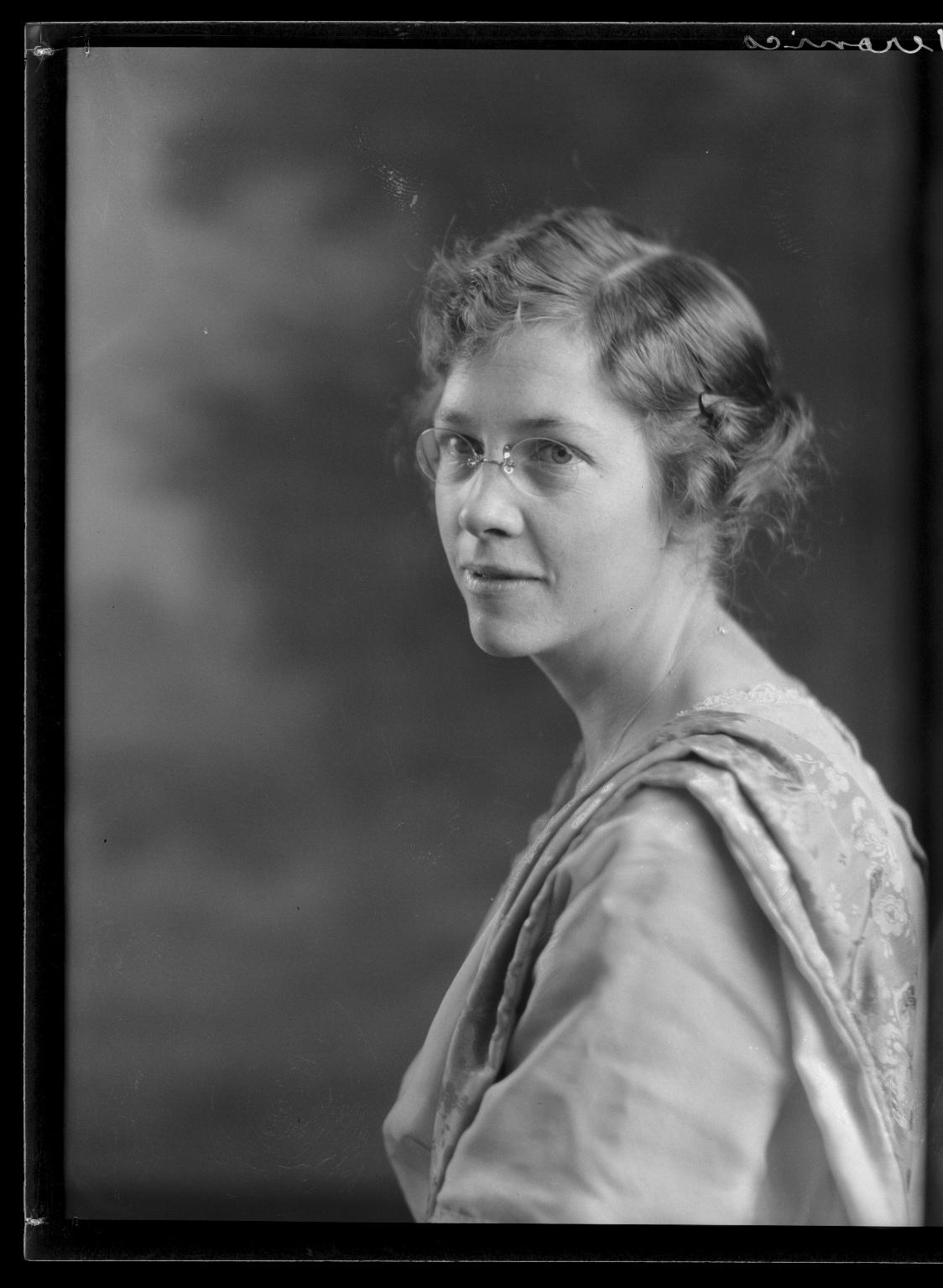 Portraits of Keene Nichols