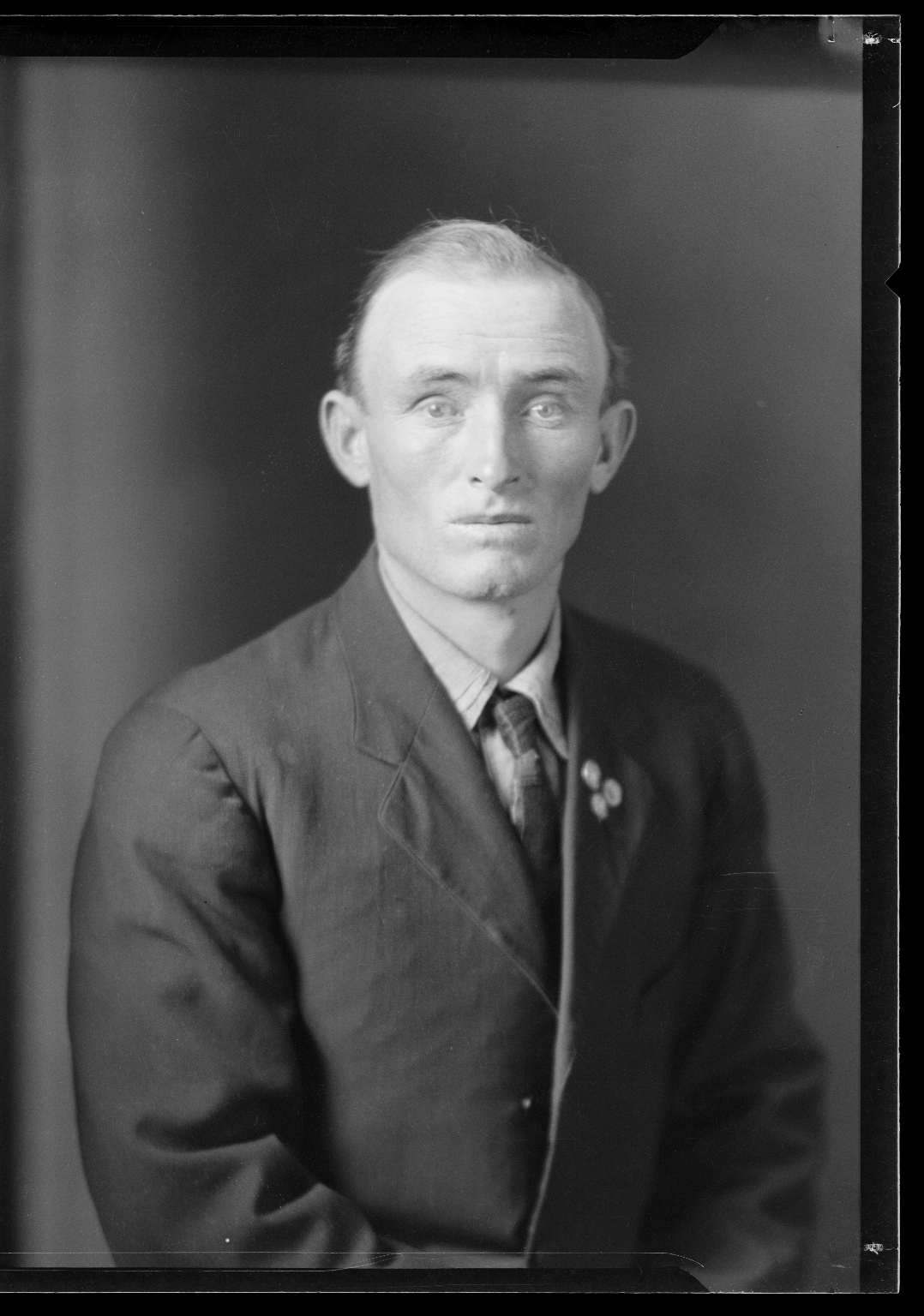 Portraits of George H. Roberts
