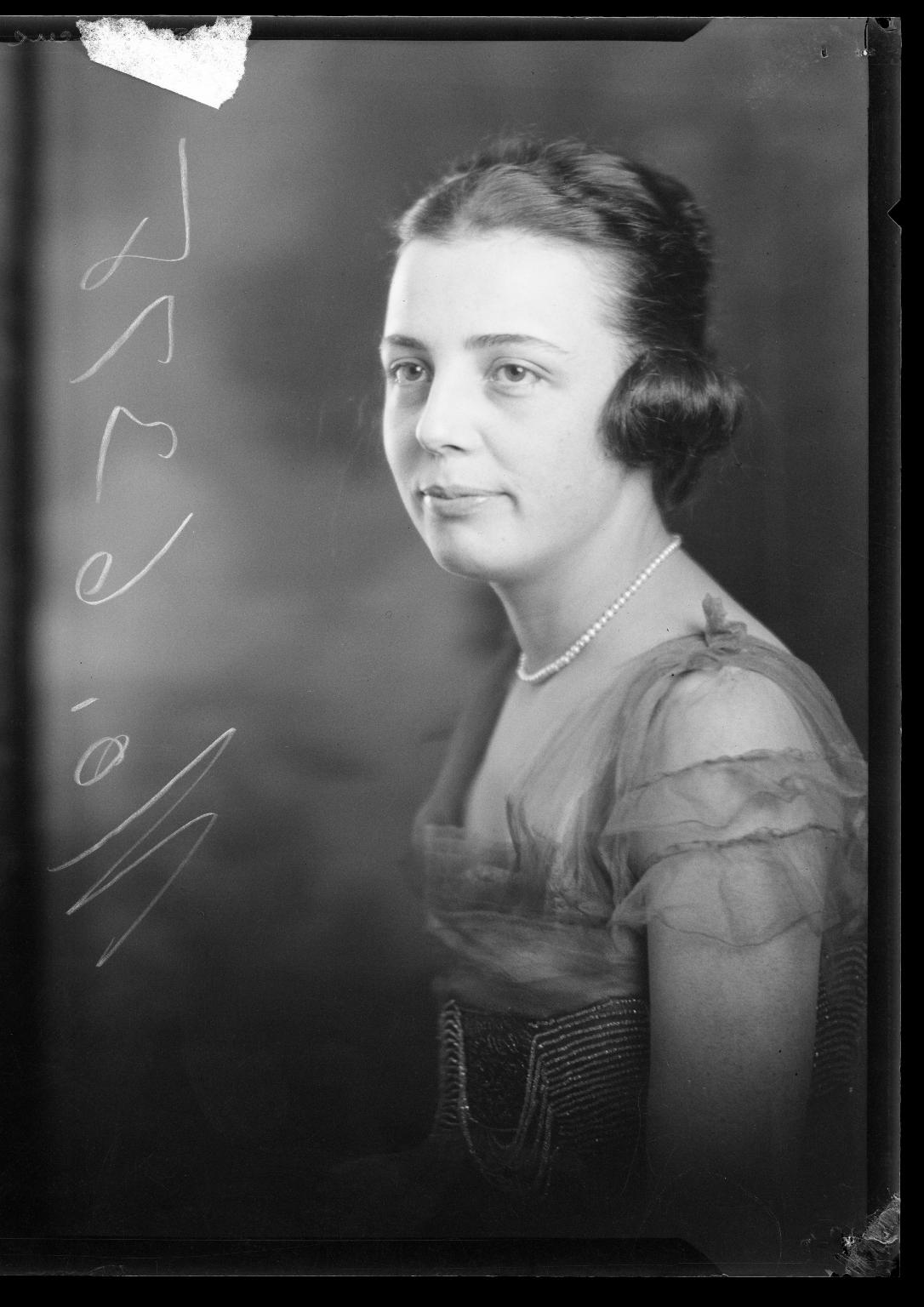 Portraits of Madaline Hardy