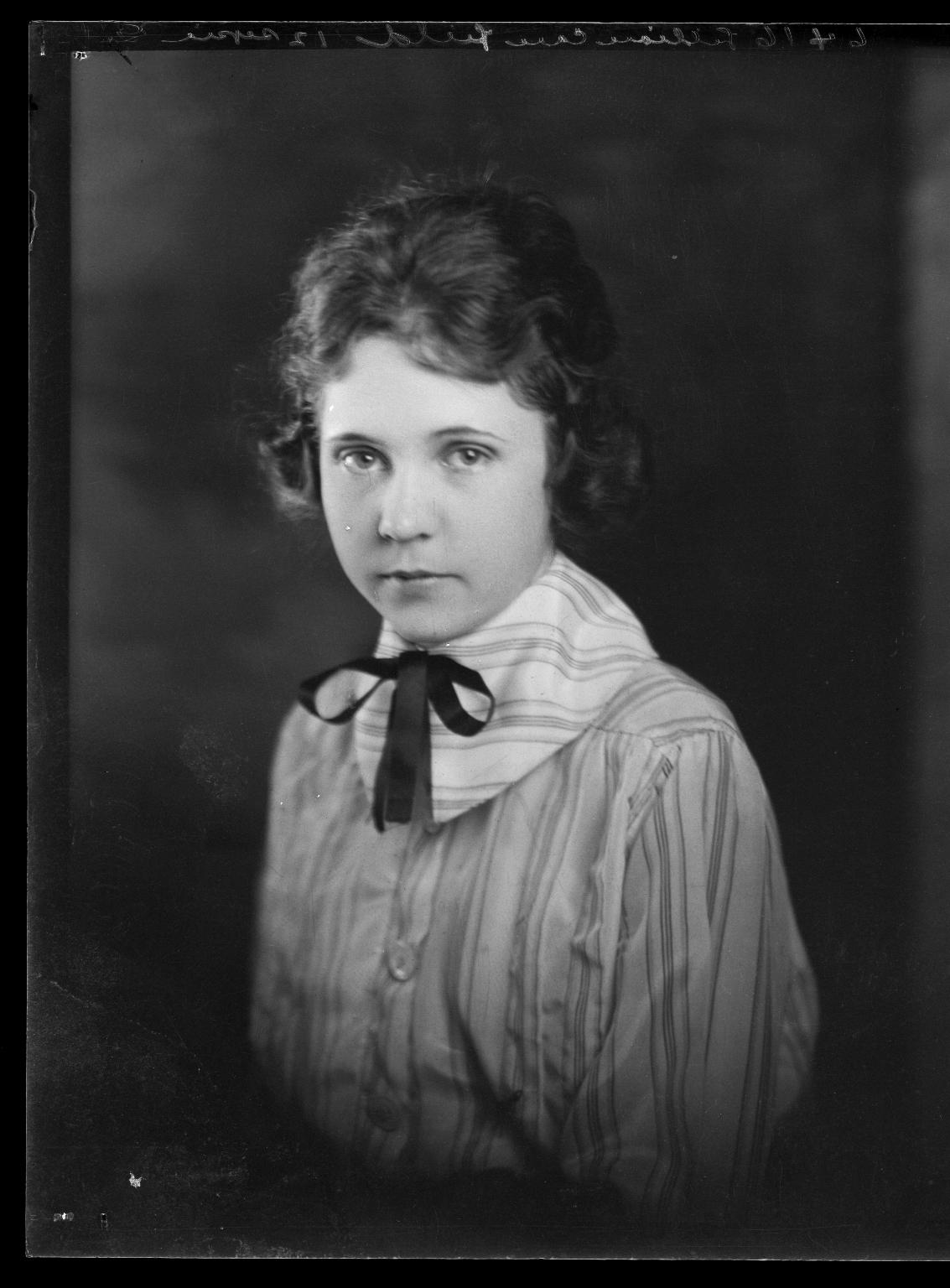 Portraits of Miss Lillian Caufield