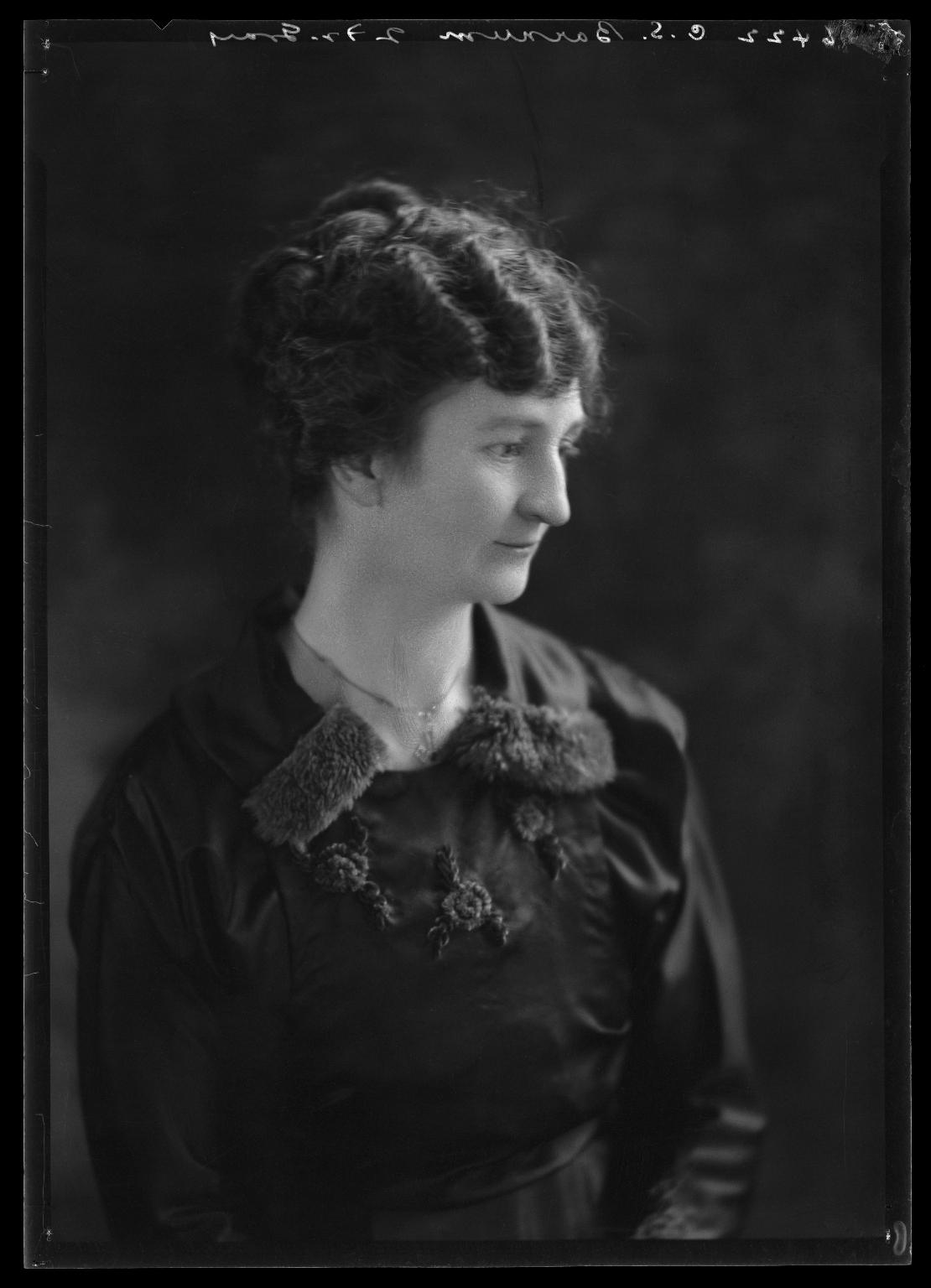 Portraits of Mrs. C. S. Barnum