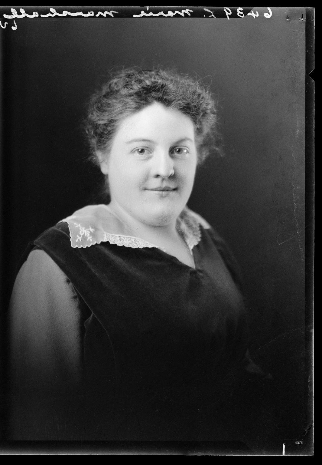 Portraits of L. Marie Marshall
