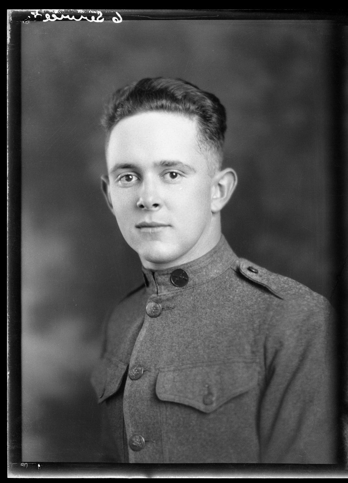 Portrait of J. C. Flint