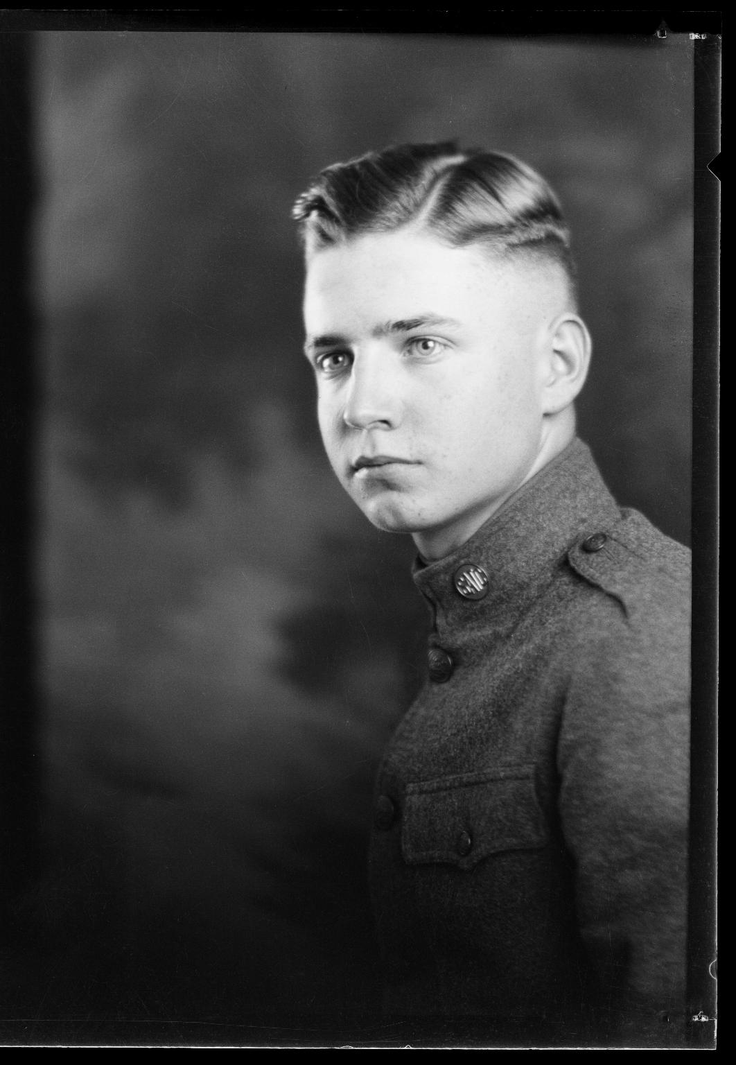 Portraits of W. J. Allen