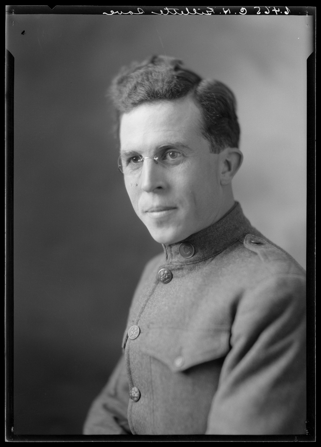 Portraits of C. H. Gillette