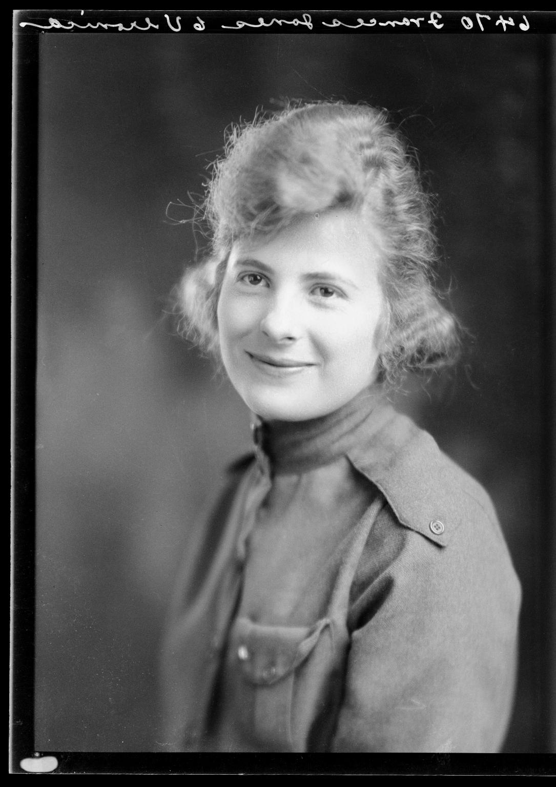 Portraits of Frances Jones