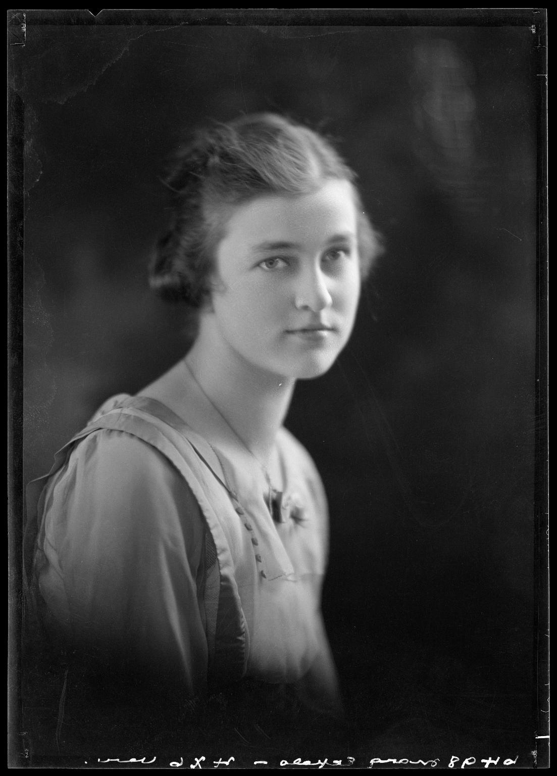 Portraits of Margaret Eckels