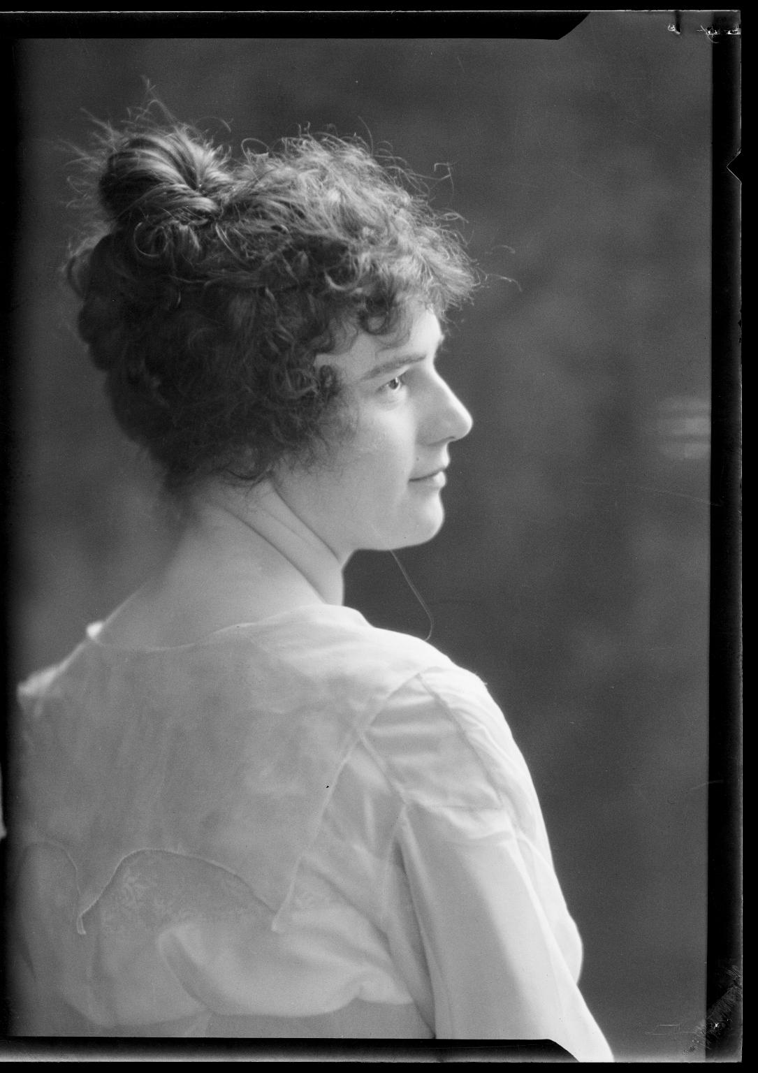 Portraits of Catherine Burns