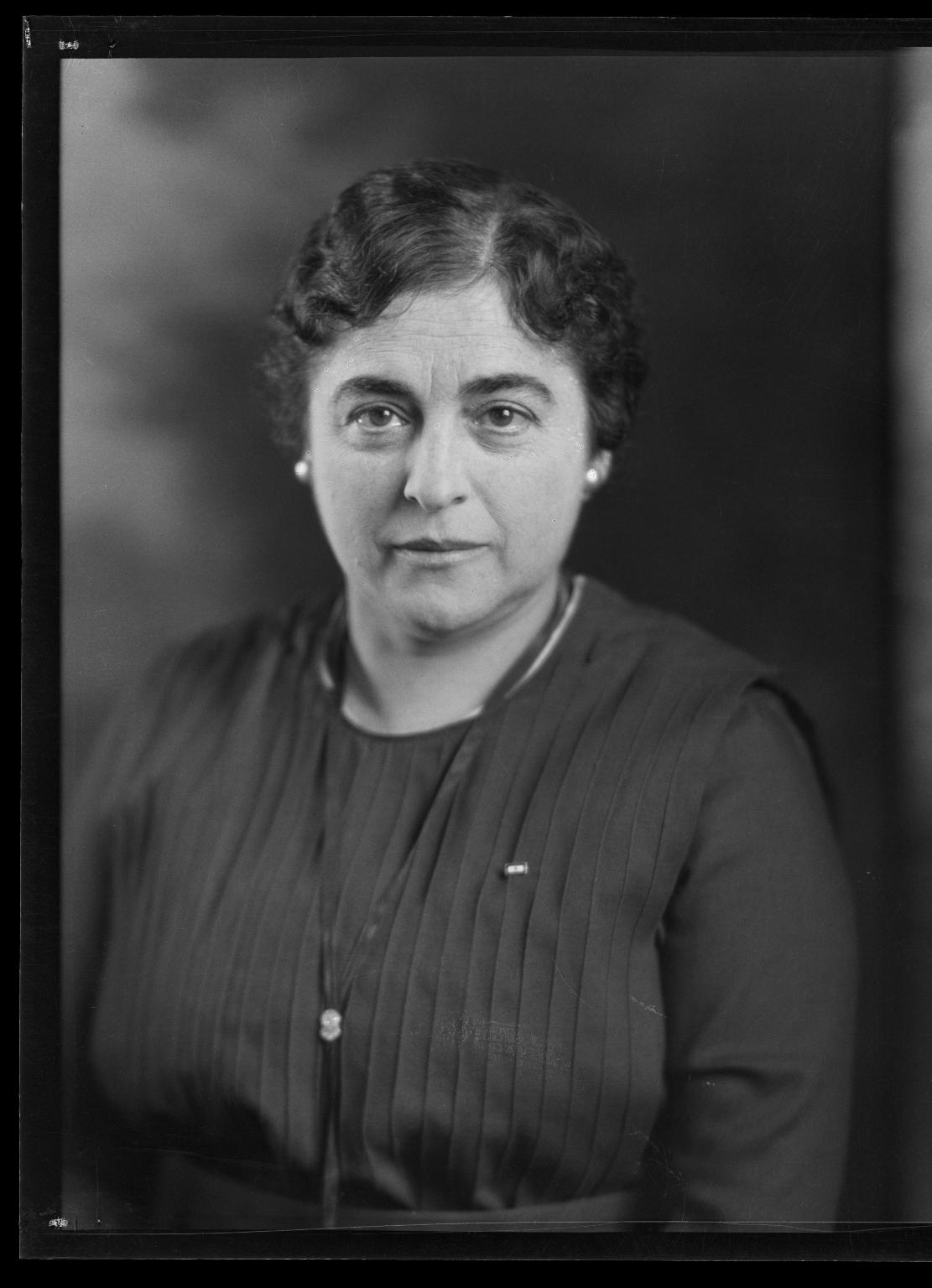 Portraits of Mrs. Jonas Bergheim