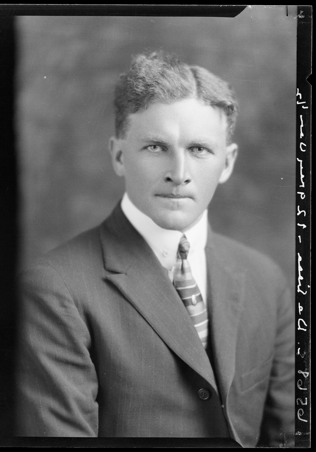 Portraits of S. DeSille