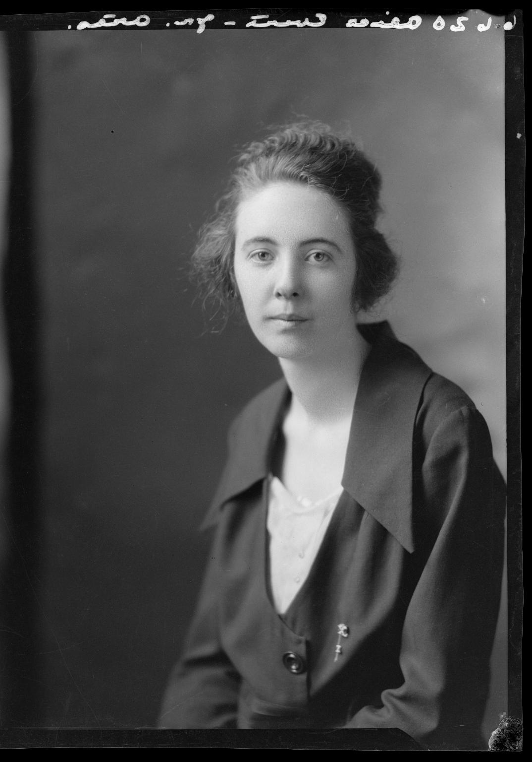 Portraits of Alice Ebert