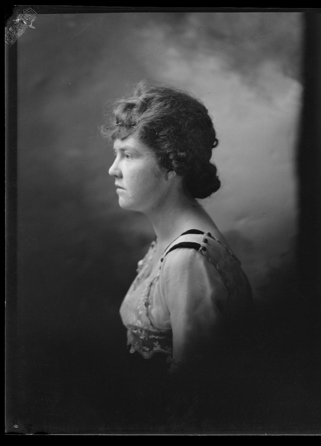 Portraits of Elizabeth Hummel