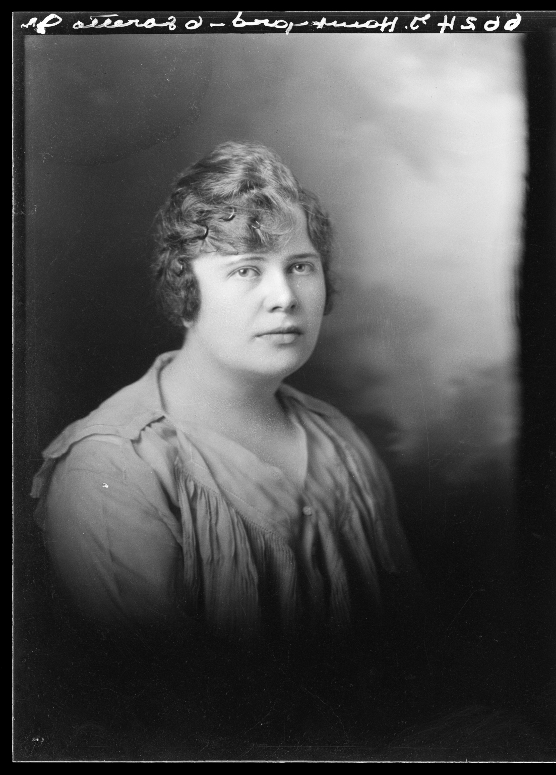 Portrait of Grace Hawkyard