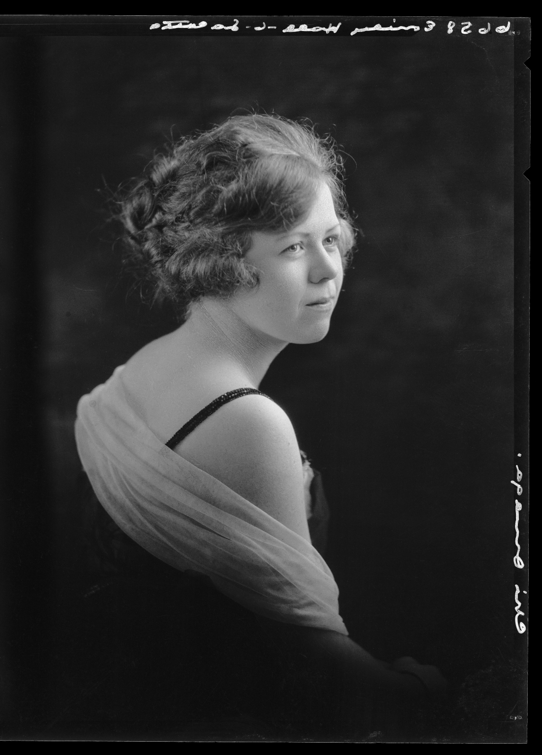 Portraits of Emily Hall
