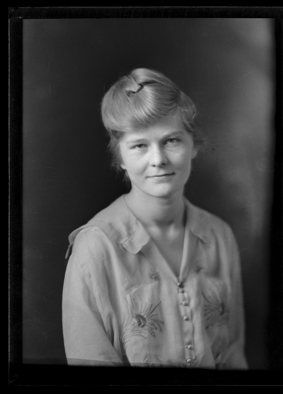 Portraits of Mary Ella Updycke