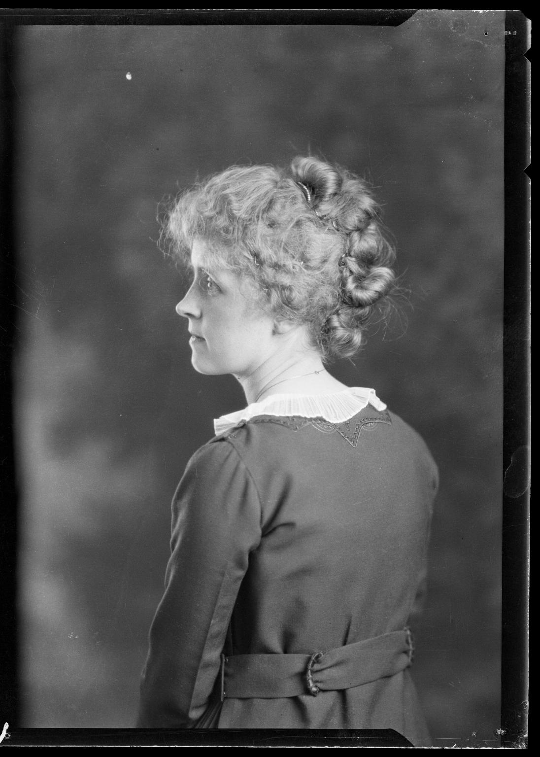 Portraits of Ethel Mellow