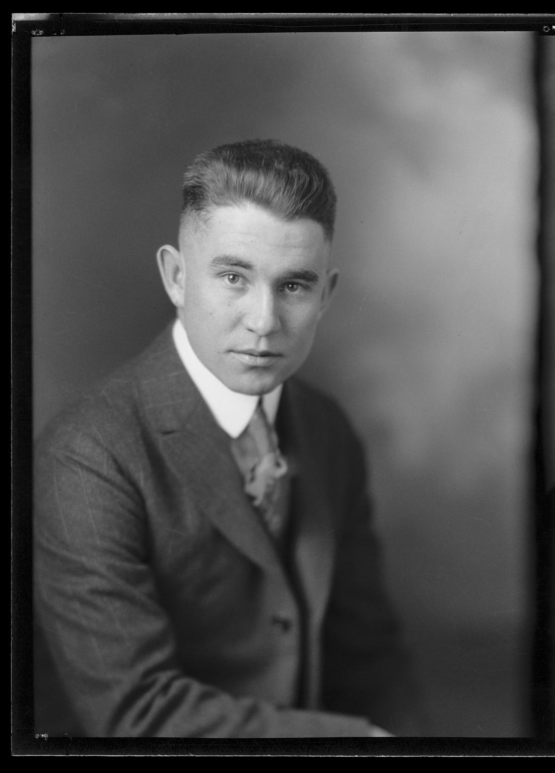 Portraits of B. M. Jones