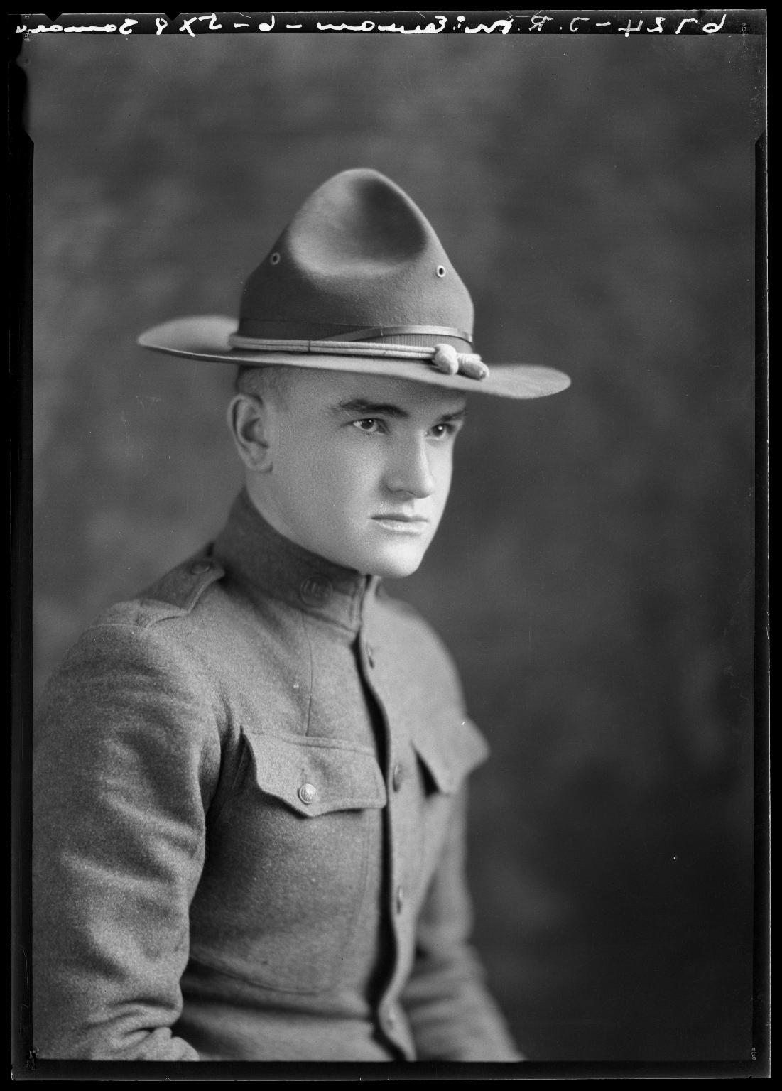 Portrait of T. R. McEwan