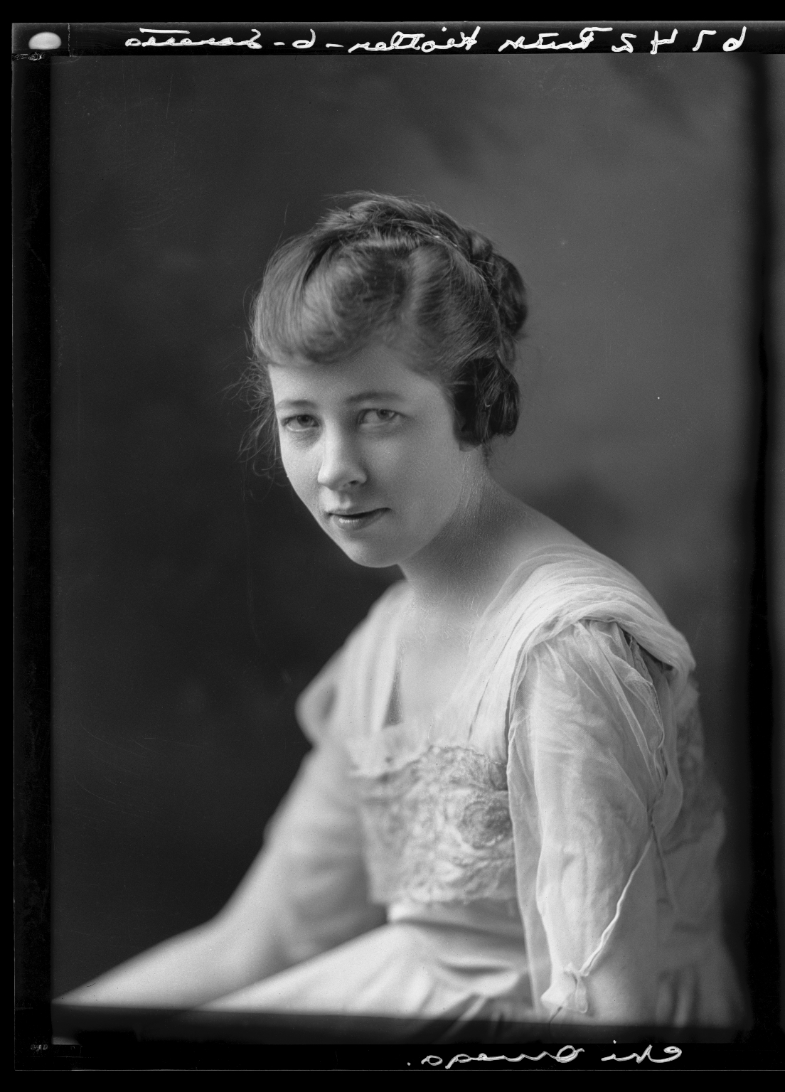 Portraits of Ruth Kistler