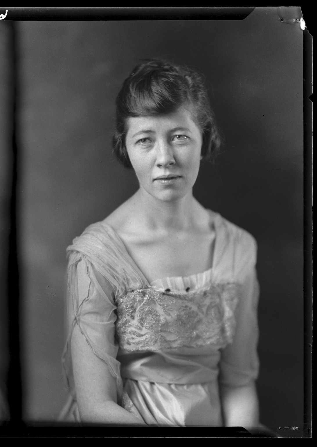 Portraits of Ruth Kistler